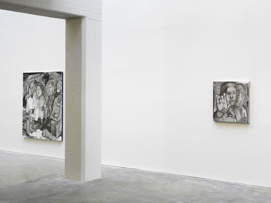 Maya Bloch - Life goes on without me, installation view
