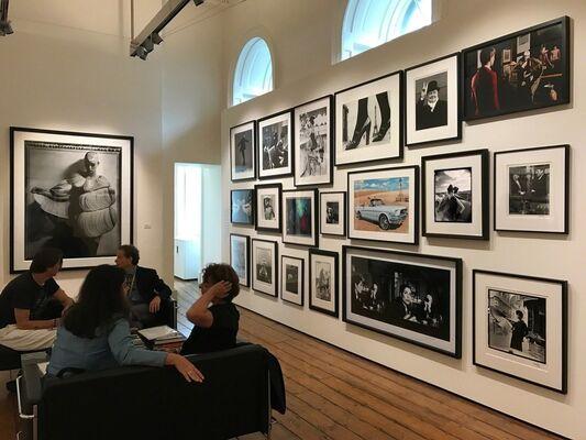 Holden Luntz Gallery at Photo London 2017, installation view