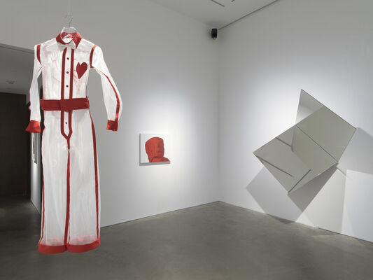 303 Gallery: 35 Years, installation view