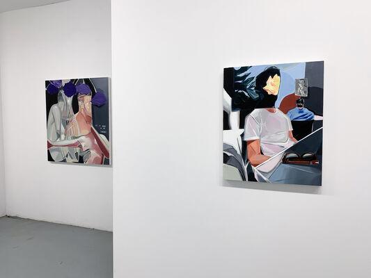 Logan T Sibrel: Shade, installation view