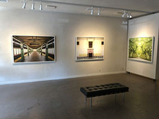 Compositions, installation view