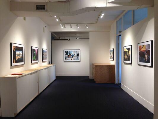 Alex Webb: La Calle, installation view