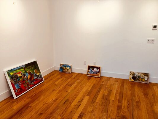 """""""Open Table"""", installation view"""