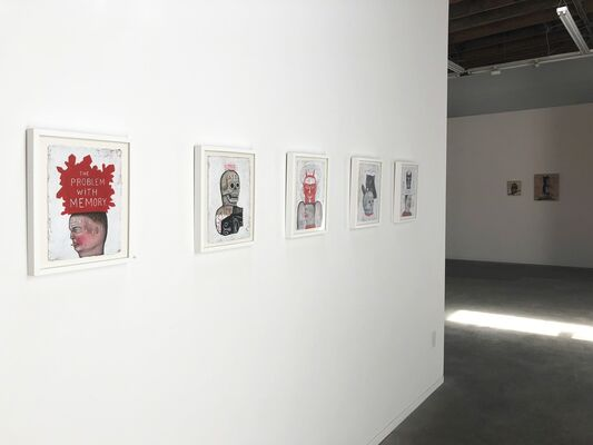 Fred Stonehouse: Natural Family, installation view