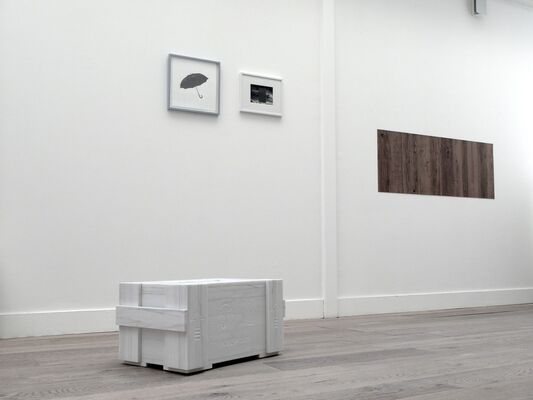 Brian Hubble - Monogram, installation view