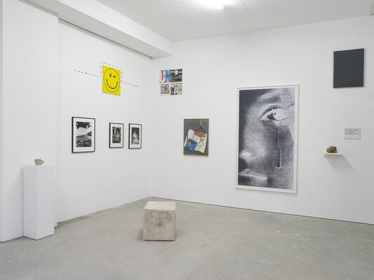 Artists for Studio Voltaire, installation view