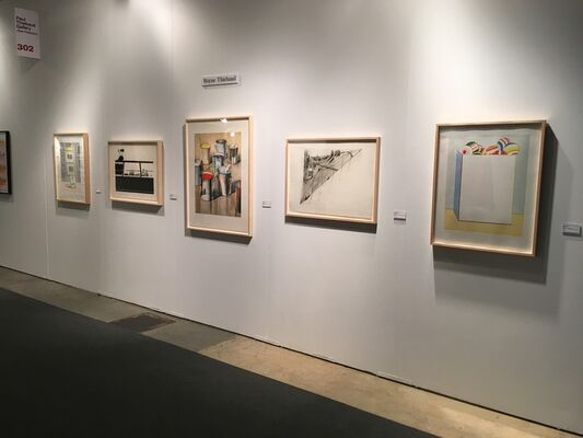 Paul Thiebaud Gallery at EXPO CHICAGO 2017, installation view