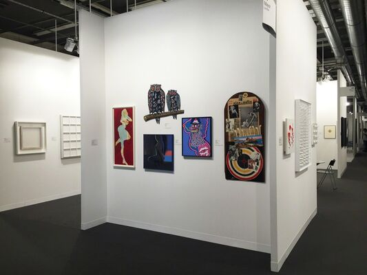 The Mayor Gallery at Art Basel 2016, installation view