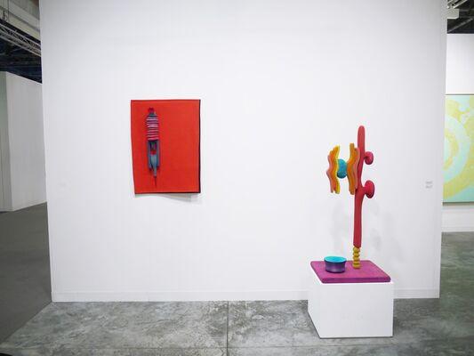 Nils Stærk at Art Basel in Miami Beach 2016, installation view
