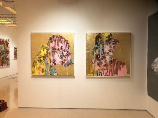 Galleria Ca' d'Oro at REVEAL International Contemporary Art Fair 2018, installation view