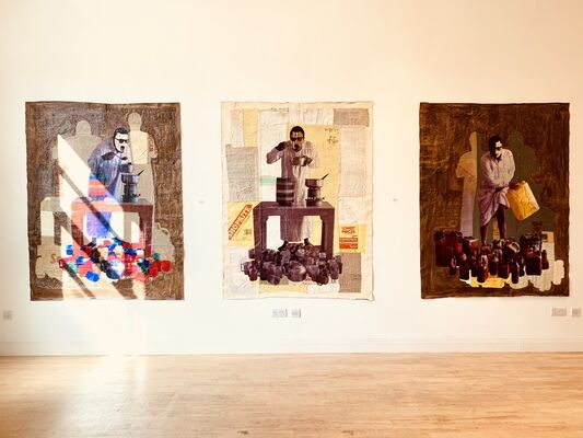 Collin Sekajugo 'This is Uganda', installation view