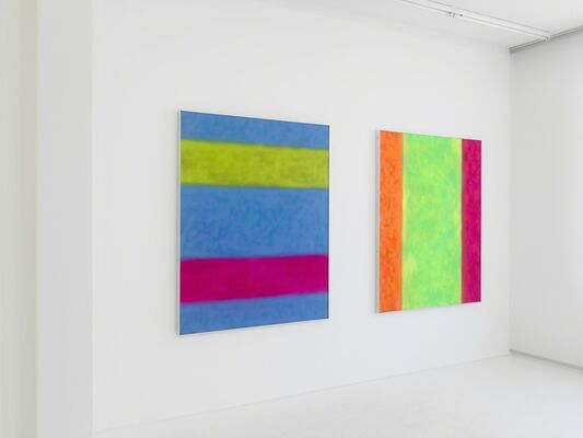 THE TIES THAT BIND  , installation view