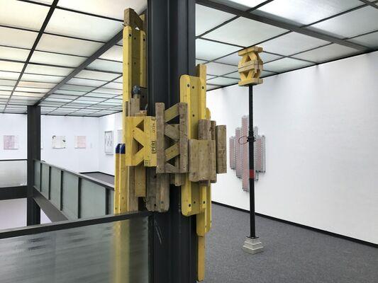 Kai Richter - Kunst vom Bau, installation view