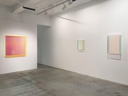 """Regine Schumann, """"HIKARI"""", installation view"""