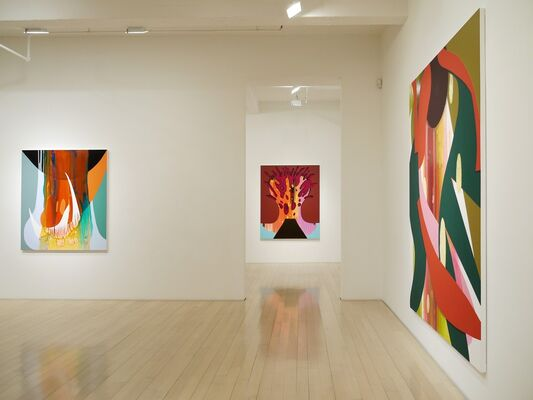 Carrie Moyer: Pagan's Rapture, installation view
