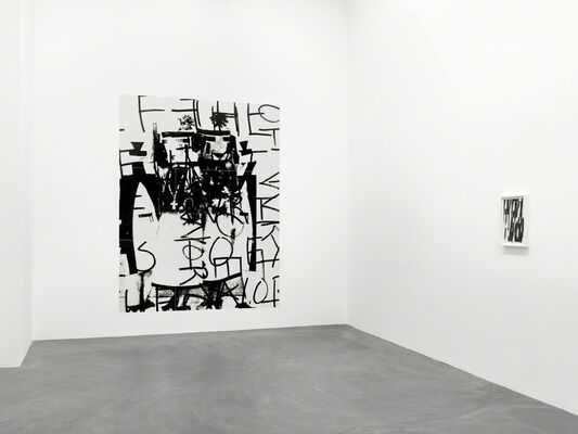 ADAM PENDLETON, Midnight in America, installation view