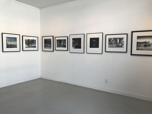 Re-Float the Catherine Couturier Family Post-Hurricane Harvey Benefit, installation view