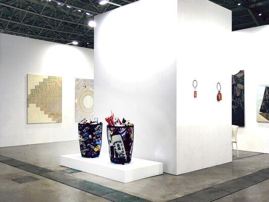 Sokyo Gallery at Taipei Dangdai 2020, installation view