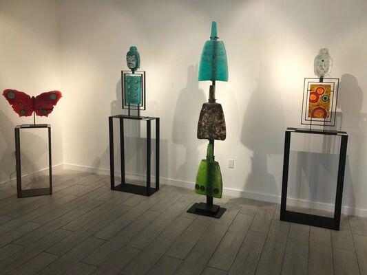 Marlene Rose, installation view