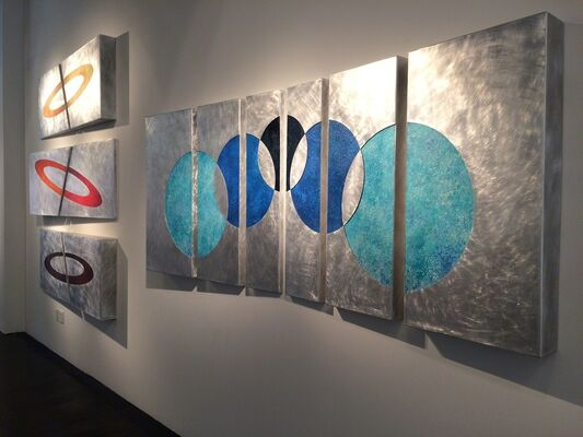 Christine Vaillancourt & KX2: Ruth Avra and Dana Kleinman, installation view