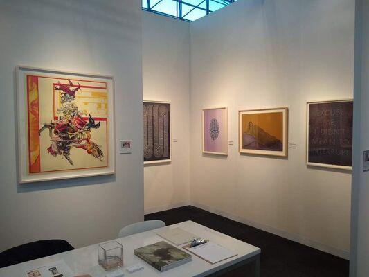 Tamarind Institute at IFPDA Fine Art Print Fair Online Fall 2020, installation view