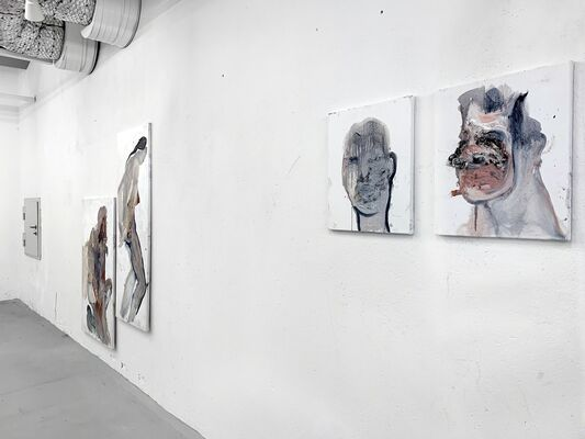 Mani Vertigo | Transformation of Love, installation view