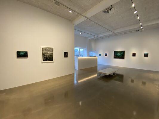 Locus Colossus, installation view