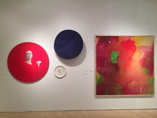Lucia Mendoza at CONTEXT Art Miami 2016, installation view