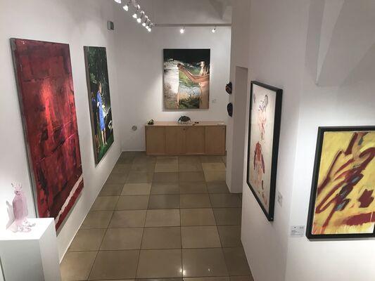 MODERN & CONTEMPORARY Anniversary Exhibition, installation view