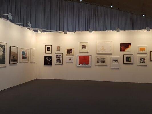 Meno parkas at art KARLSRUHE 2018, installation view