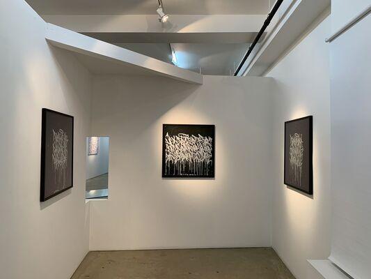 Yoon Hyup - Bisco Smith:  MIDNIGHTS, installation view