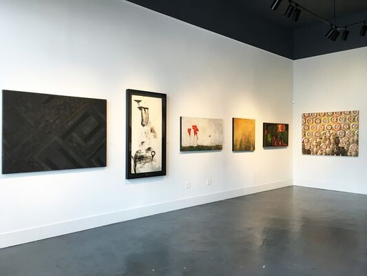 Made in Mexico, installation view