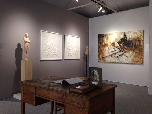 Victor Lope Arte Contemporaneo at ART ELYSÉES - Art and Design 2016, installation view