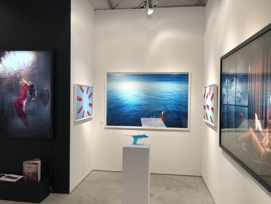Oliver Cole Gallery at Art Wynwood 2018, installation view