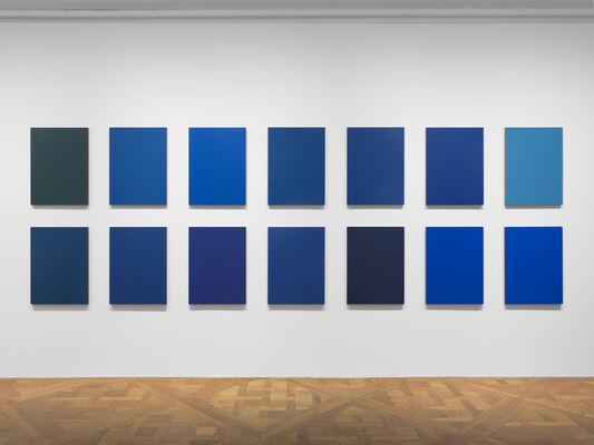 Sherrie Levine: After Reinhardt, installation view