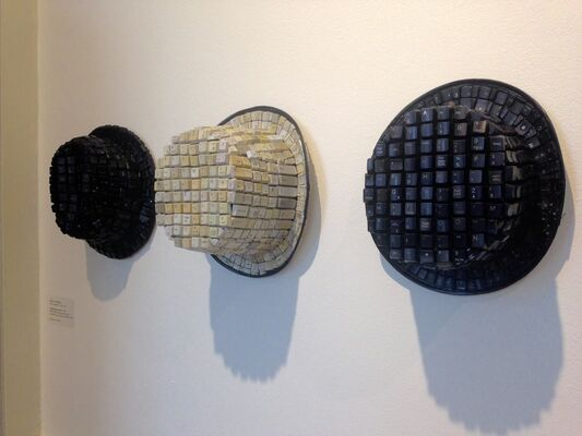Officine dell'Immagine at 1:54 Contemporary African Art Fair London 2016, installation view