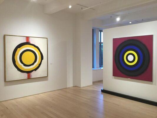 Helen Frankenthaler + LMNOP, installation view