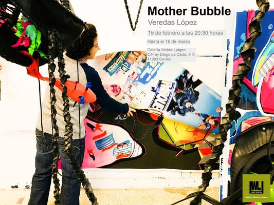 Mother Bubble, installation view
