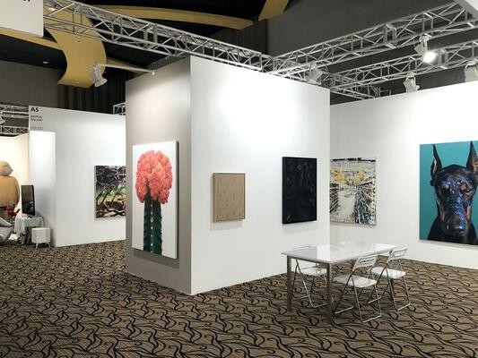 Johyun Gallery at Art Stage Jakarta 2017, installation view