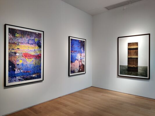 Feng Yan Solo Exhibition, installation view