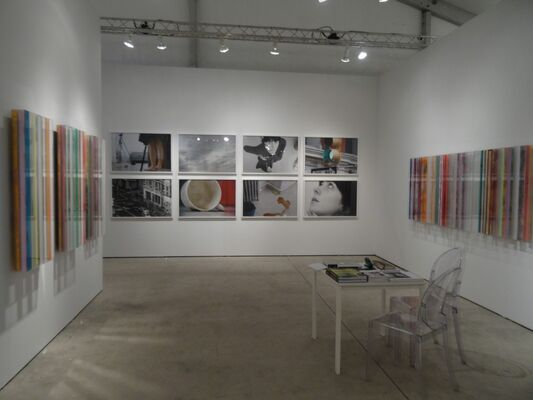 Kuckei + Kuckei at Art Miami 2016, installation view
