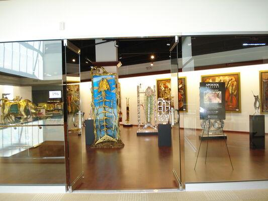 Florida Permanent Show, installation view