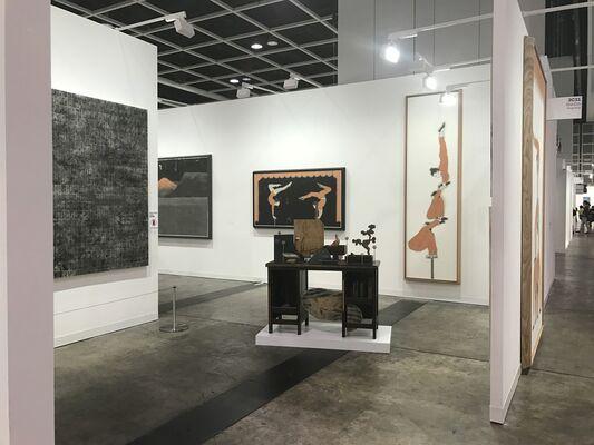 Galerie Ora-Ora at Art Basel in Hong Kong 2017, installation view