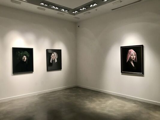 Dean Project at Art Miami 2018, installation view