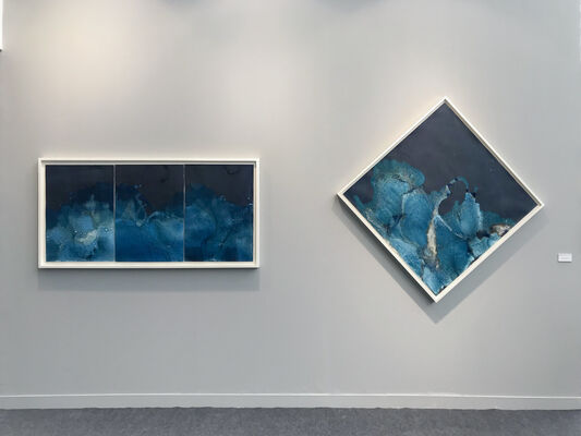 Yossi Milo Gallery at Paris Photo 2019, installation view