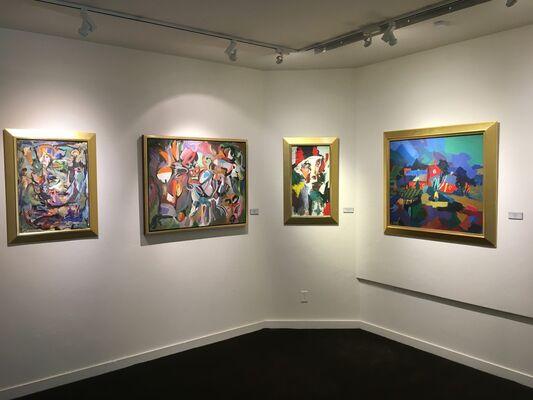 Boris Chetkov, Masterworks, installation view