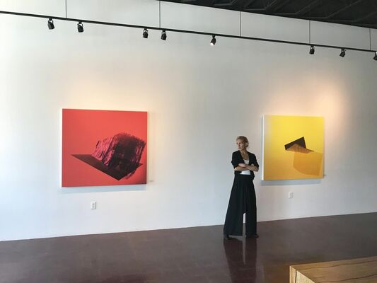 All at Once, installation view