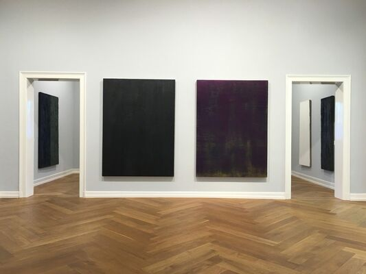 Rolf Rose, installation view