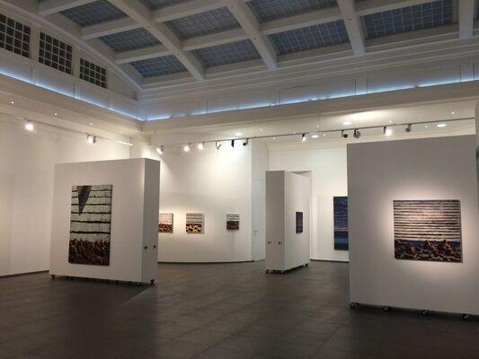 Le Pied de la Falaise - The Bottom of the Cliff, installation view