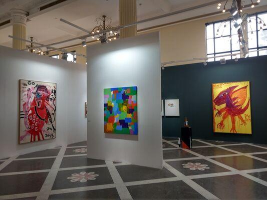 Sies + Höke at ART021 Shanghai Contemporary Art Fair 2019, installation view